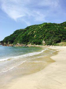 岩美東浜海岸2