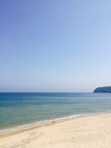 岩美町浦富海岸