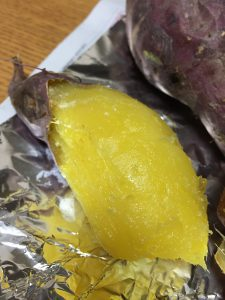 ファームスプリングボード紅はるか焼き芋1