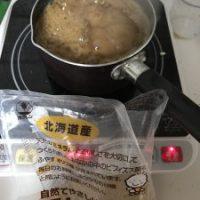 ファームスプリングボードポン菓子作り方1