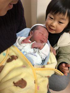 ファームスプリングボード川西第二子誕生
