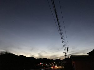 岩美町風景空