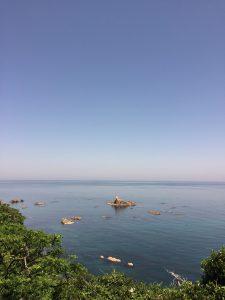 岩美町浦富海岸1
