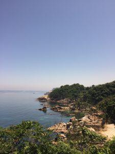 岩美町浦富海岸2
