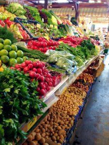 野菜店頭販売イメージ
