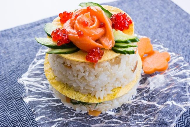 ちらし寿司にもぴったりのキュウリです