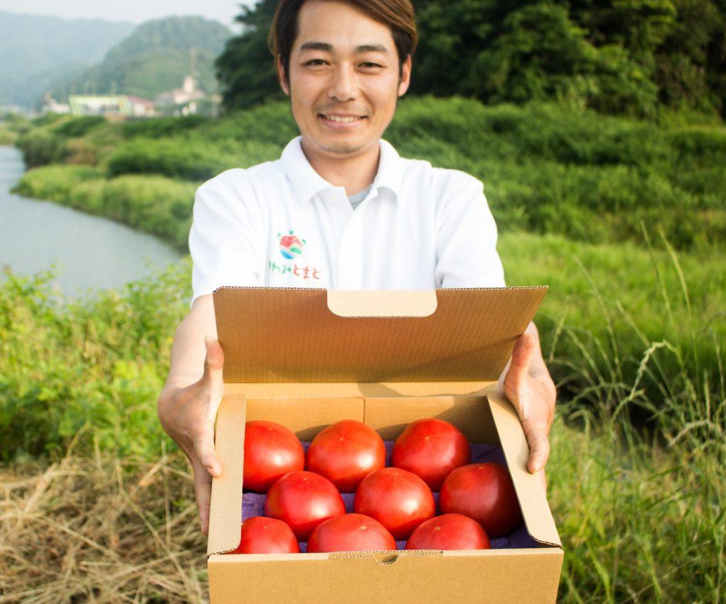 通販で最高のトマト体験をあなたに